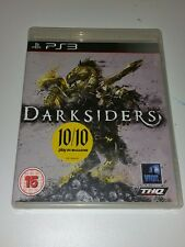 Darskiders PS3 Excellent Condition UK PAL  Sony PlayStation 3 Dark Siders Game