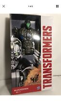 "*** TRANSFORMERS AGE OF EXTINCTION - LOCKDOWN 12"" Action Figure HASBRO ***"