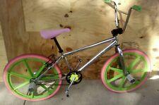 "REDLINE Flight 7//8/""//22.2mm Bar CrMo BMX Bike Handlebar Black"