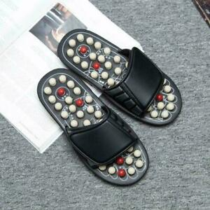 Massage Slippers Sandal Feet Reflexology Acupressure Acupuncture Therapy