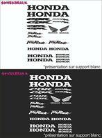 Kit Honda CBR fireblade - plaquette - autocollants Stickers