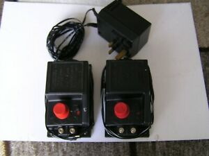 Hornby Train Controllers and Transformer R965