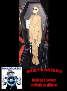 Nightmare before Christmas 14 inch vintage figure - Jack Skellington pyjamas