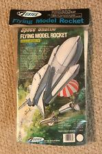 Vintage Estes Model Rocket Space Shuttle (#1284)