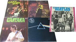 Amiga (DDR) Vinyl-Sammlung Rock  5 LP