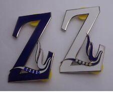 Excellent Crossing Over Gift Zeta Phi Beta Large Z Set