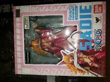 Figuarts ZERO One Piece SADIE PVC Figure BANDAI TAMASHII NATIONS from Japan