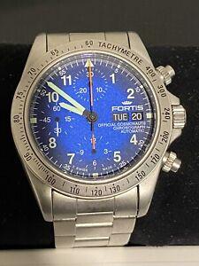 fortis cosmonaut 630.22.141 Chronograph