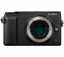 Panasonic LUMIX GX80 16.0MP Digital Camera Black Body only