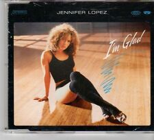 (FP322) Jennifer Lopez, I'm Glad - 2003 DJ CD