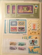 Stunning Europe, America, Asia, Africa, & Other countries, Stamp sheetlet, 62/S1