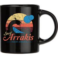 Vintage Surf Arrakis Dune Movie Desert Planet Space Alien Coffee Mug Tea Cup