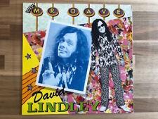 David Lindley - Mr. Dave - VINYL (252 161-1) - Very Good Condition