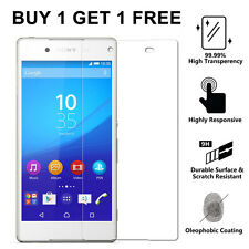 2x Premium Tempered Glass Screen Protector Film For SONY XPERIA Z4 @angel-market