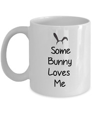 Easter Bunny Love Coffee Mug