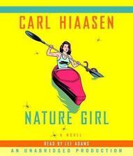 Nature Girl by Carl Hiaasen (2006, CD, Unabridged)
