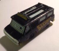 Corgi Die Cast , High Speed Van. Pat  No 1278081