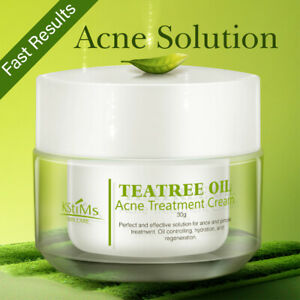 ACNE & SCAR REMOVAL CREAM~Natural Spot/Pimple/Blemish Remedy for Skin Conditions