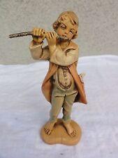 Depose Italy Fontanini Flute Player - Roman
