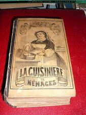 Blanquet Rosalie La Cuisinière Des Ménages Ou Manuel Pratique De Cuisine