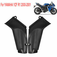 Air Duct Cover Cowl Fairing Fit For YAMAHA YZF R1 1998-2001 1999 2000 Unpainted