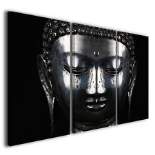 QUADRI MODERNI BUDDHA IV PITTURA STAMPE SU TELA ARTE ZEN ARREDAMENTO ETNICO