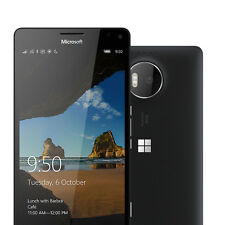 NOKIA Microsoft Lumia 950 XL Dual Sim 5,7 Zoll AMOLED Display 4K Windows 10 GPS