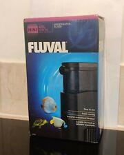 Fluval Mini Underwater Filter Pump - up to 45L 12USGal 200 l/Hr 50G/Hr