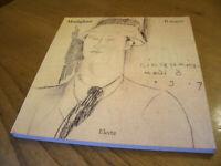 Modigliani - Il Segno - Documenti,Catalogo - ELECTA 95 Pag. Anno 1990