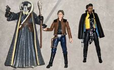 Star Wars Black Series Young Han Solo Lando Moloch lot
