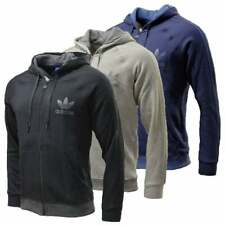 Adidas SPO Hooded Retro Fleece Mens Tracksuit Top in Various Colours and Sizes