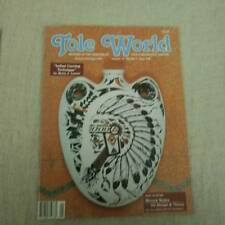 Tole World Magazine 2 Issues 1991 Tole Decorative Painting Instructions Patterns