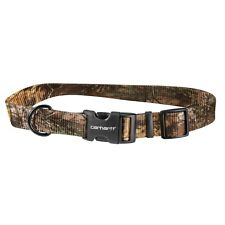 New Carhartt Tradesman Realtree Xtra Camo Nylon Dog Collar FREE SHIPPING!!