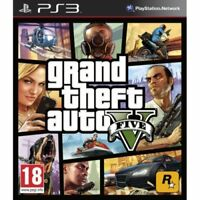 Grand Theft Auto V -PS3  GTA 5 PS3 - MINT Condition - Super Fast Delivery