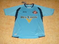 Sunderland Soccer Jersey Lonsdale Football Shirt Junior Trikot Camiseta Maillot