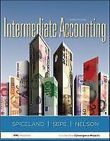Intermediate Accounting by Mark Nelson, Spiceland and James F. Sepe (2013, Hardc