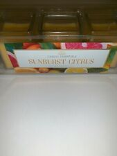 Candle Essentals Sunburst Citrus 3 Piece