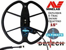PANNELLO di controllo di ricambio per tutti i modelli Minelab Explorer metal detector.