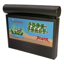 Atari Jaguar Frog Feast cartridge BRAND NEW