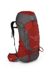 Osprey Volt 60L Mens Hiking Backpack - CARMINE RED