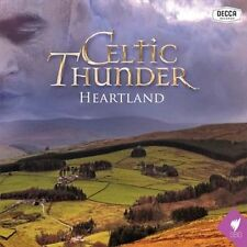 Celtic Thunder: Heartland (CD + DVD) NEW