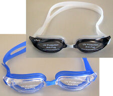 2 x Adult Swimming Goggles, Quality Products, Same Style, Different Colour