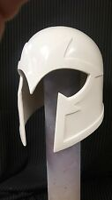 23 Inch Magneto Helmet Cast Wearable Costume Comic Prop