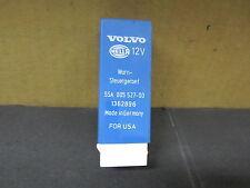 VOLVO 760 940 960 S90 V90 SEAT BELT REMINDER RELAY # 13 62 896 HELLA # 00552700