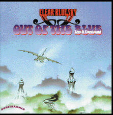 CLEAR BLUE SKY - Out Of The Blue - CD
