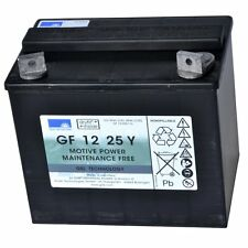 Exide Sonnenschein GEL Dryfit Traction Block GF1225Y wartungsfreie GELBatterie