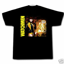 Watchmen - The Silk Spectre Laurie Jupiter Para Hombre Camiseta!