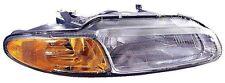 1996-2000 Chrysler Sebring Convertible Right/Passenger Side Headlight Assembly
