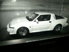 1:43 Kyosho Mitsubishi Starion 2600 GSR-VR Sofia White/Weiss Nr. 03712W in OVP