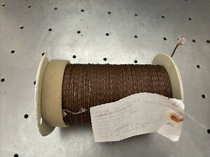 "OMEGA 1/16"" Cloth-Wrapped White Iron/Constantan Thermocouple Wire GG-J-36-SLE"
